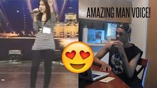 Amazing Thailand's Got Talent - Man or Woman? (Subbed - English) REACTION!!