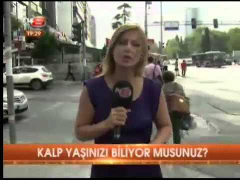 Türkiye'nin kalp haritası kırmızı alarm veriyor (ANA HABER)