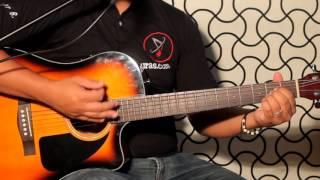 Guitarra Video Tutorial - Ella me quiere - La Pandilla Voladora