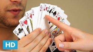 Como fazer a Mágica das Dez Cartas