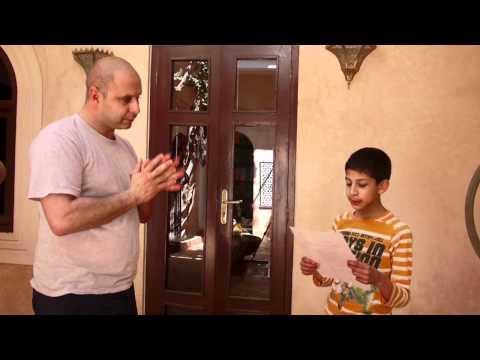 Timur Shah Interviews Tahir Shah on Morocco