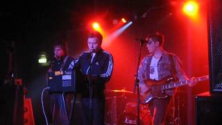 Holograms 'ABC City' live @ Bodega Social Nottingham 14/11/12