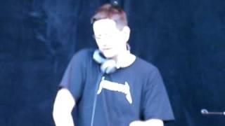 Dj Esp Woody McBride demf 2010 clip 7
