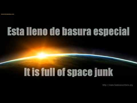 Space Junk En Espanol de Wang Chung Letra y Video