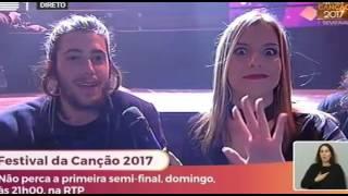 Salvador Sobral revela o seu segredo contra a ansiedade em direto (Drogas)