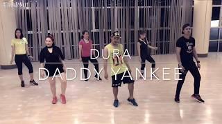 Dura - Daddy Yankee | Zumba Class | Choreography by Zin™ Mart