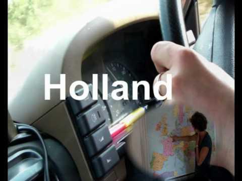 Land Rover Travel Ukraine  Time Lapse 3500km Journey