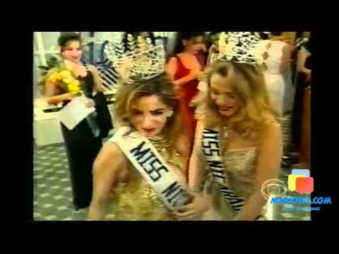 Miss Nicaragua 1996