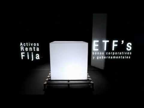 Asignación de activos de los ETFs