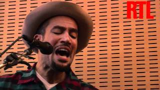 Ben Harper : She's only happy in the sun en live sur RTL - RTL - RTL