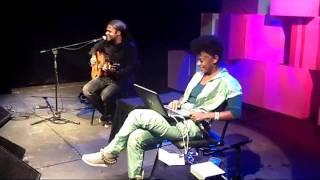Não deixe o samba morrer - Thalma de Freitas e Gabriel Moura :: Live P.A. 07/05/11 CCBB Brasília