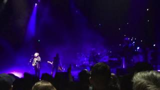 The Cure - Burn Live in Austin, TX on 5/13/16 Short Clip