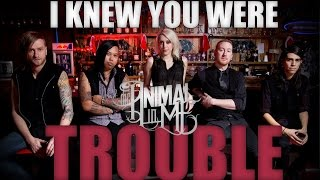 "Taylor Swift - ""I Knew You Were Trouble"" (Cover By The Animal In Me)"
