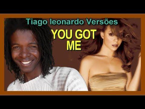 You Got Me En Portugues de Mariah Carey Letra y Video