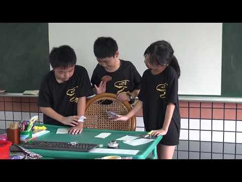 藝術課手指偶表演第七組