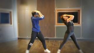 Tinashe - Company - Choreography Jojo Gomez & Jake Kodish - Cover Tanishq Joshi & Nicole Deroux