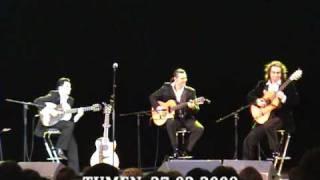 """Старинная цыганская песня """"Старушка"""" Тюмень 2008"""