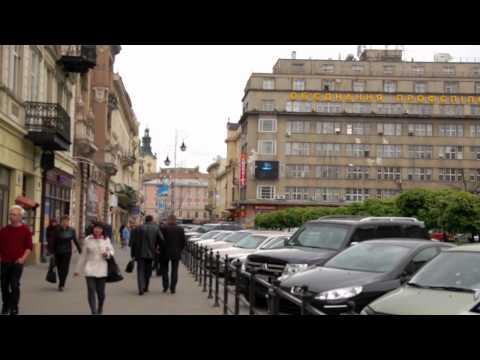 Lviv, Ukraine – part 1