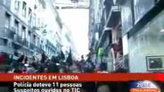 Anti-fascistas cometem assaltos e agressões (1)