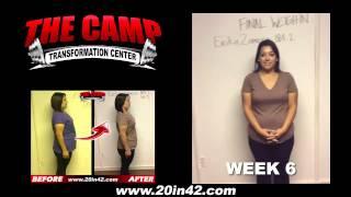 Lancaster Fitness 6 Week Challenge Result - Erika Z