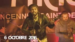 DJAM en concert [Making Of] (Université Paris 8 - 6 Octobre 2016)
