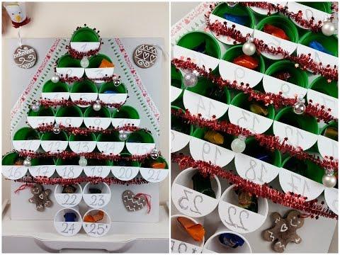 Calendario dell 39 avvento 2012 idee e suggerimenti fai da for Calendario avvento fai da te