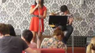 We Won't Run- Sarah Blasko(cover by Donna)