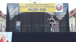 Jesika Safinowska - Flex POM-PA 2016 solo 2xbaton