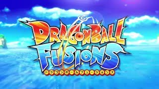 Dragon Ball Fusions - Trailer #1