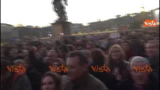 Festa di Roma, la marcia di Radetsky a Ponte Sant'Angelo