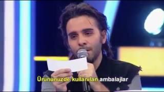 İrem Derici ile eğlenmene bak İsmail Yk şarkı anlatıyor Çağatay Akman