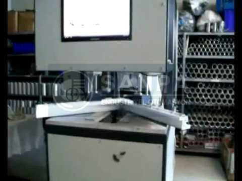 PVC köşe temizleme makinası.mpg