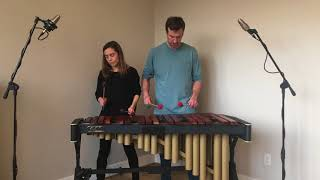Ben E. King - Stand By Me - Marimba Cover