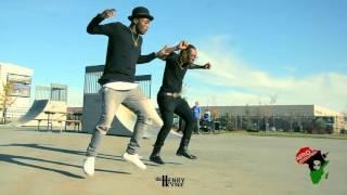 Ice Prince - Boss x Afro Revolution Dance Choreo | ShotBy: Henry Kyne
