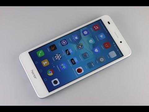 Huawei Honor 7 Lite - unboxing si primele impresii