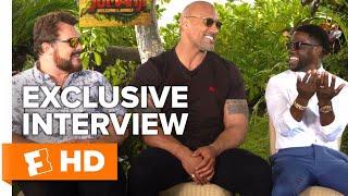 Jack Black, Dwayne Johnson & Kevin Hart Share Their Hidden Talents | All Access