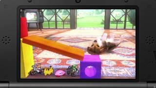 Super Smash Bros for 3ds and Wii u trailer 1
