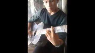 ANDU - falso amor (cover guitarra y voz el chonchis)