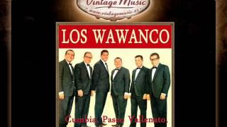 Los Wawanco -- Con un Clavelito (Cumbia Moruna)