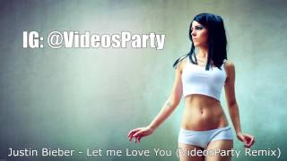 DJ Snake ft. Justin Bieber - Let Me Love You | Fast Version [VideosParty] [LYRICS]
