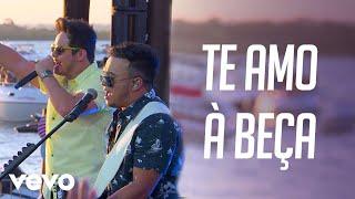 Matheus & Kauan - Te Amo À Beça – Na Praia Ao Vivo