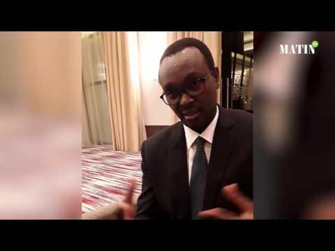 Entretien avec Emmanuel Hategeka en marge de la 2ème édition de  «l'Africain Business Connect»