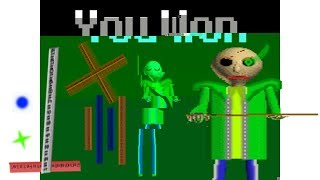 Baldi's Educational Tale ENDING (Undertale)