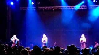 Sally Gardens Irish Folk a Capella live in Halle