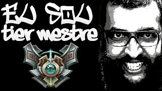 EU SOU TIER MESTRE ♫♫♫ | Cauê Moura - Eu Sou 1337 Paródia League of Legends