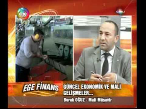 Burak OĞUZ - Ege Tv (28.06.2012) Yeni TTK Hayatımızı Değiştirecek-1