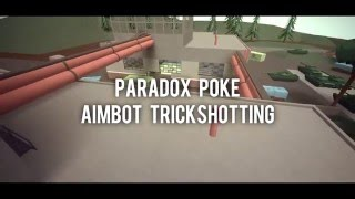 Aimbot Trickshotting Montage - Phantom Forces
