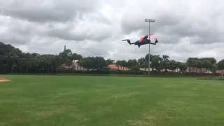 Traxxas Aton Expert mode flips and tricks