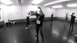 Alps - Novo Amor & Ed Tullett  - Choreography by Leah Paterson