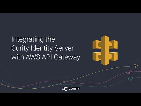 Integrating the Curity Identity Server with AWS API Gateway